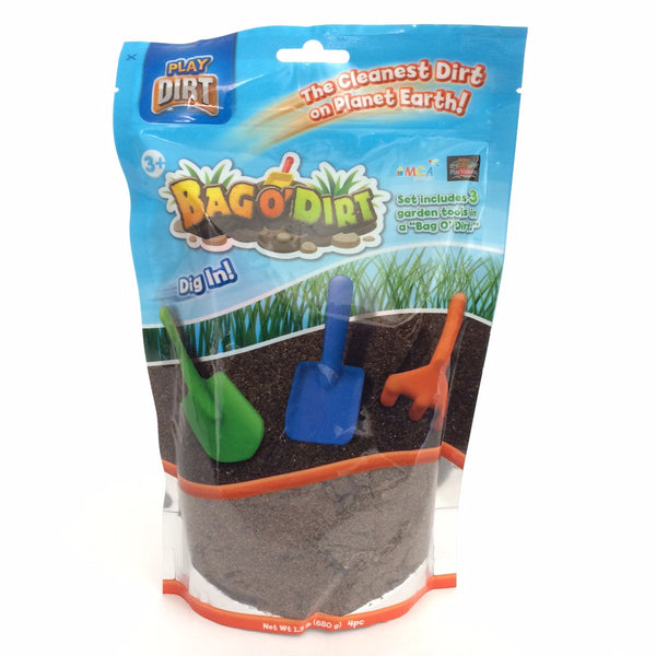 Bag O' (Pretend) Dirt