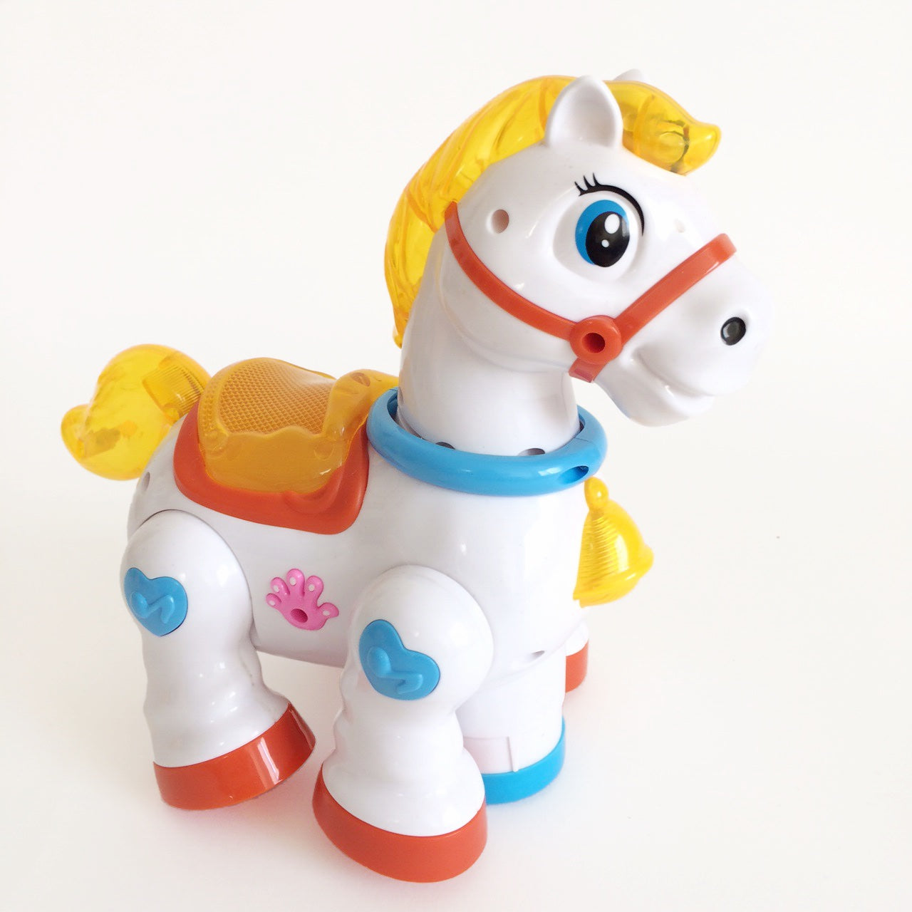 Lights & Action Toy Horse