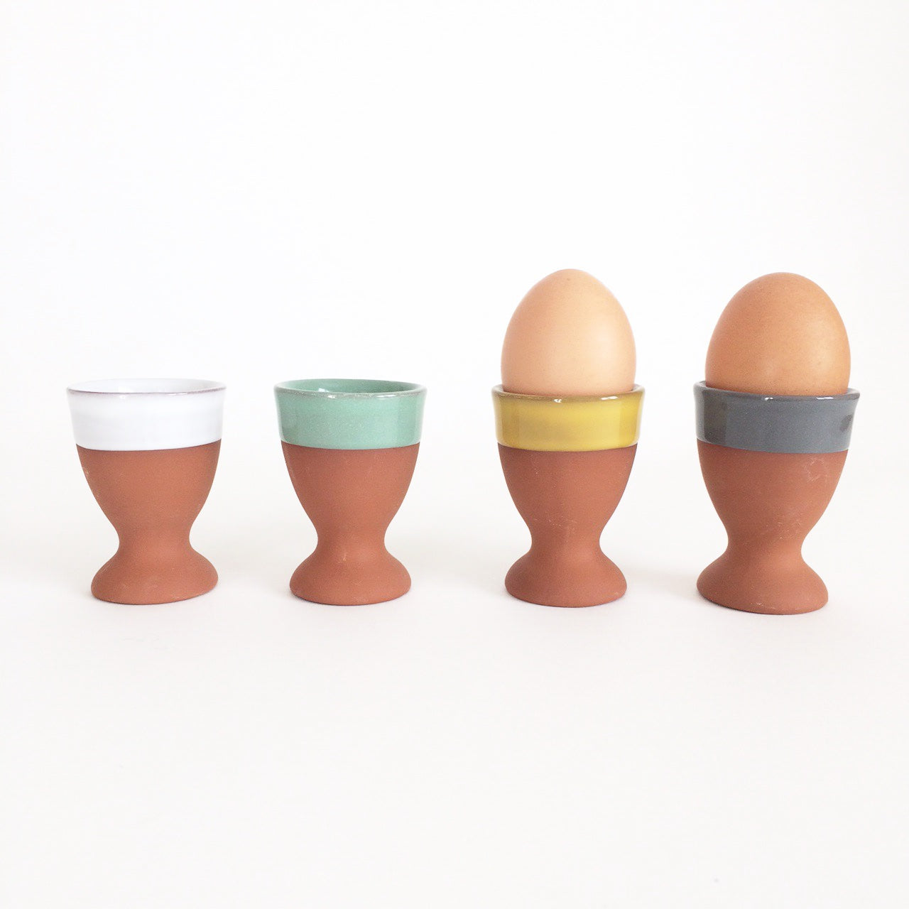 Terracotta Egg Cups