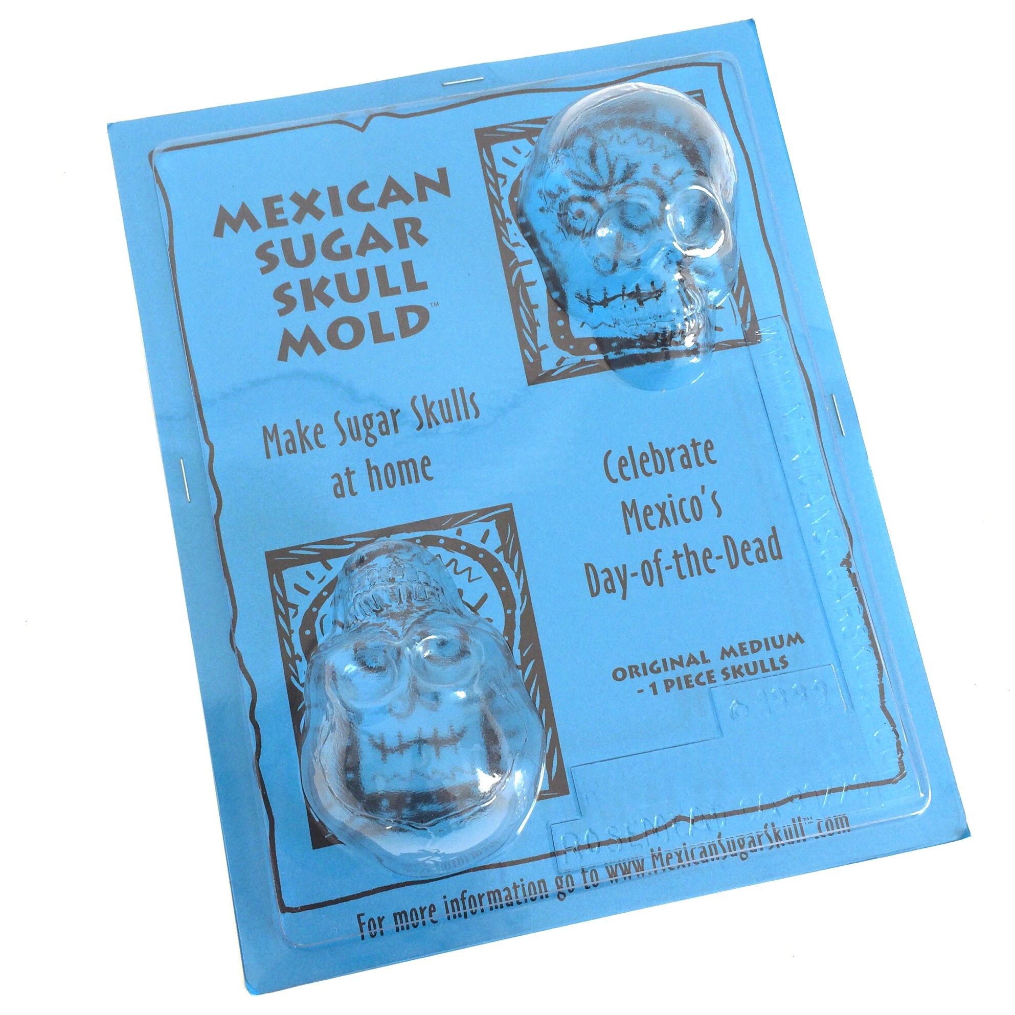 Medium Sugar Skull Mold