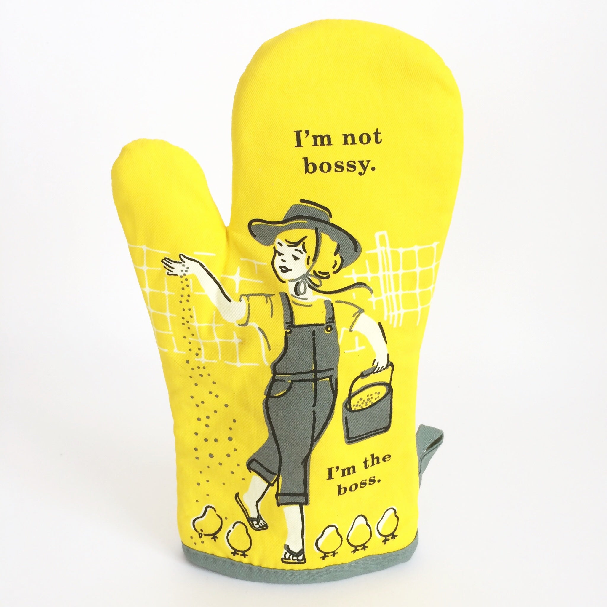 I'm Not Bossy -- I'm the Boss Oven Mitt