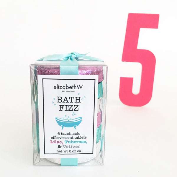 Bath Fizz Gift Set