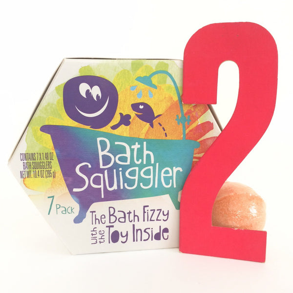 Bath Squiggler Gift Pack