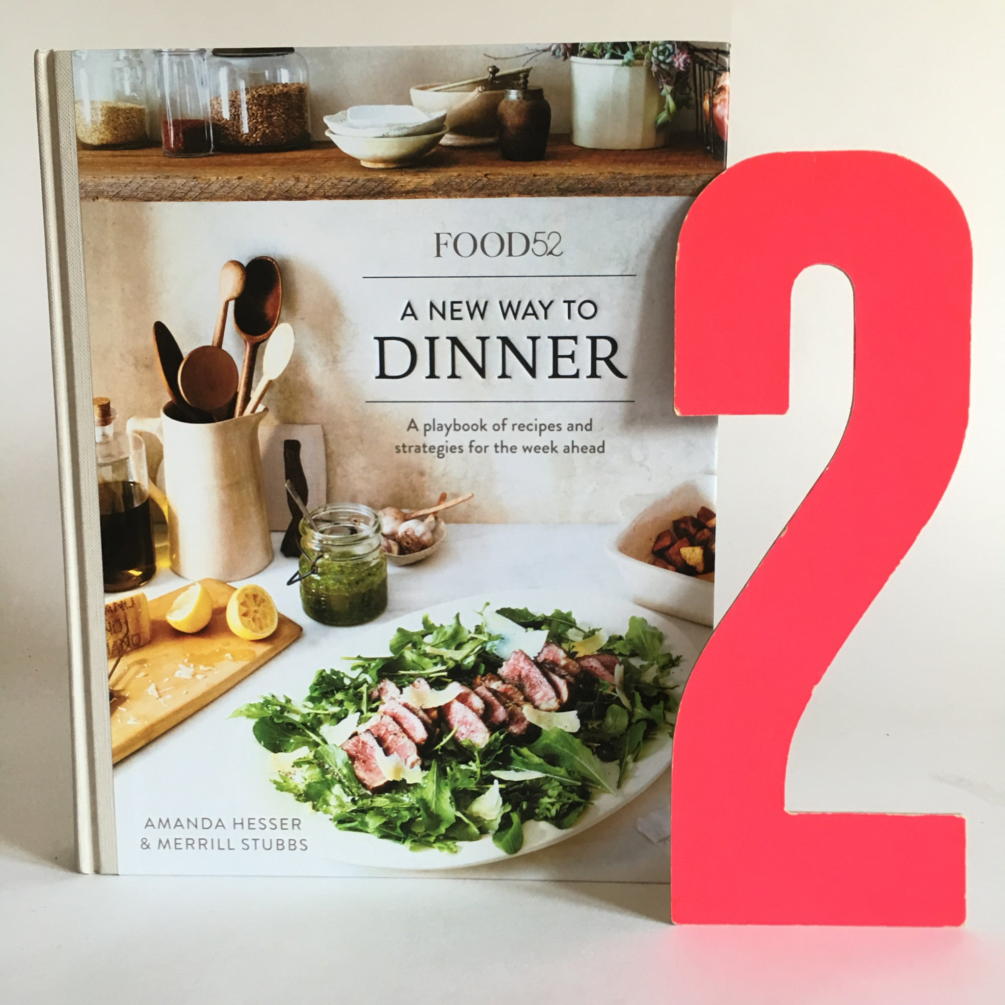 Food 52: A New Way To Dinner