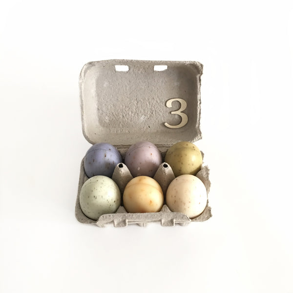 Egg Carton Soap Assortment