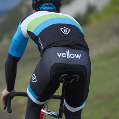 Cycling Bib Shorts - vellow bike apparel
