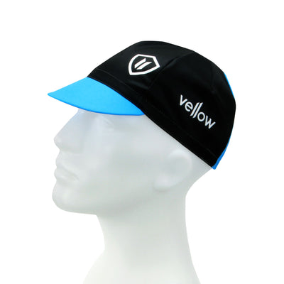 Cycling cap - vellow bike apparel