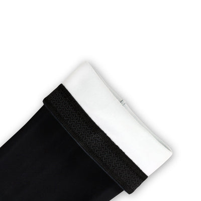 Cycling Arm Warmers - Unisex (Black) vellow