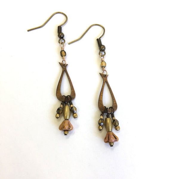Dangle Earrings Item# E1200-1