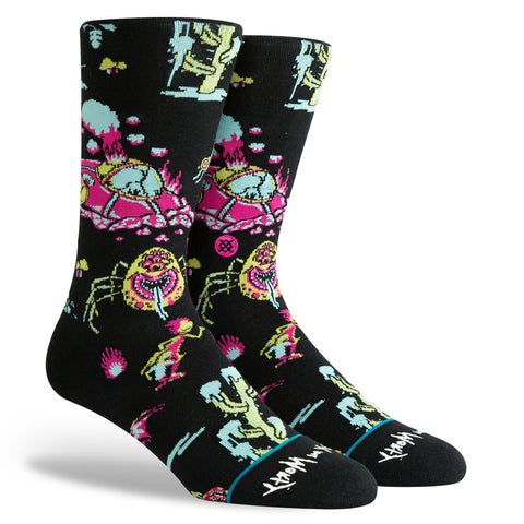 Crash Landing Crew Socks