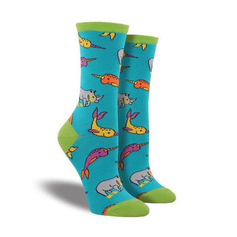 Dive Buddies Crew Socks