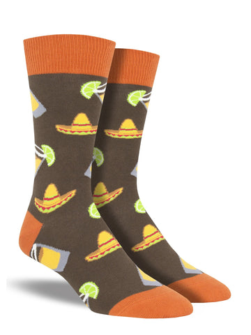 Fiesta Friday Crew Socks