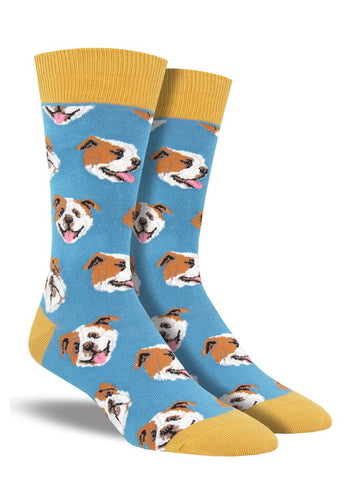 Incredibull Crew Socks