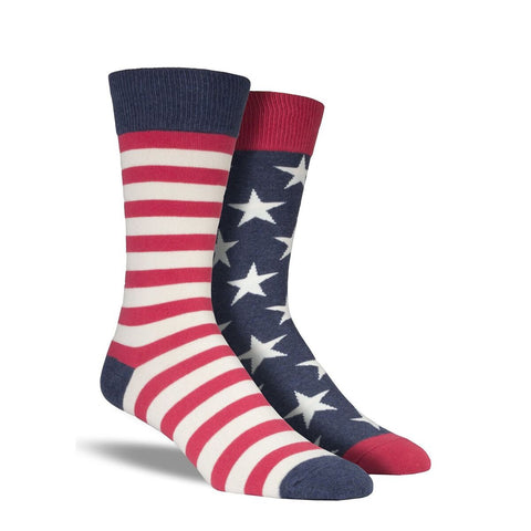 Flag Crew Socks