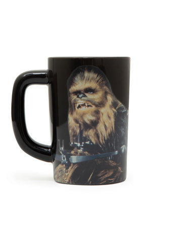 Han Solo and Chewbacca Star Wars™ READ® Mug