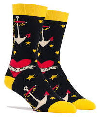 Sailor Ink Crew Socks
