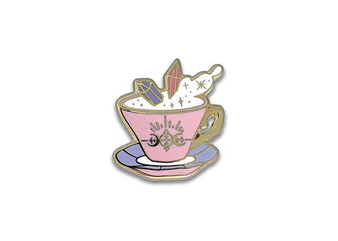Cup of Galaxy Pin