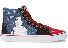 Sk8 Hi (Nightmare Before Christmas)