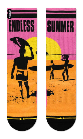 Endless Summer Crew Socks
