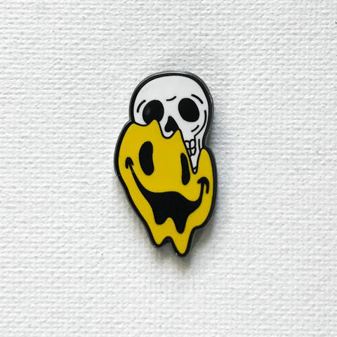 Happiness Pin