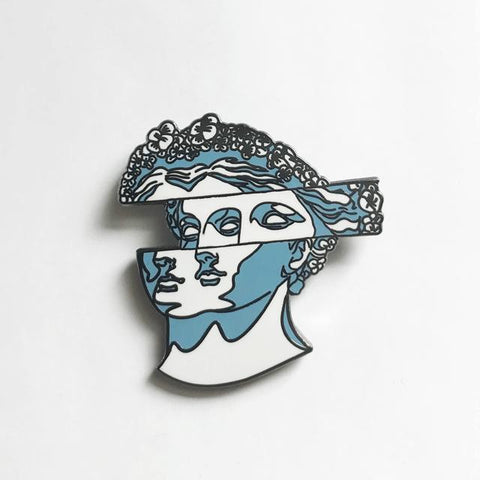 Two Face Pin