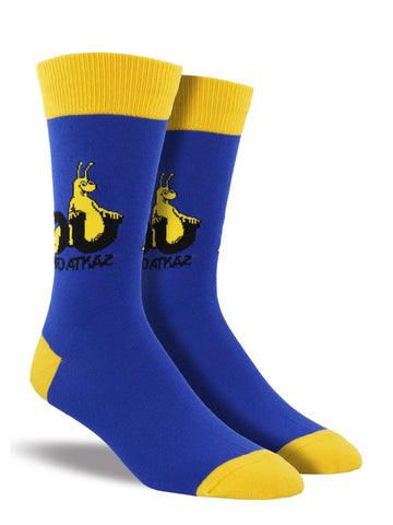 UCSC Retro Slug Crew Socks