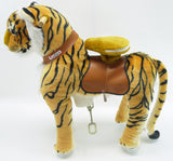 PonyCycle x Vroom Rider VR-N4113 Tiger for 4-9 Years Old
