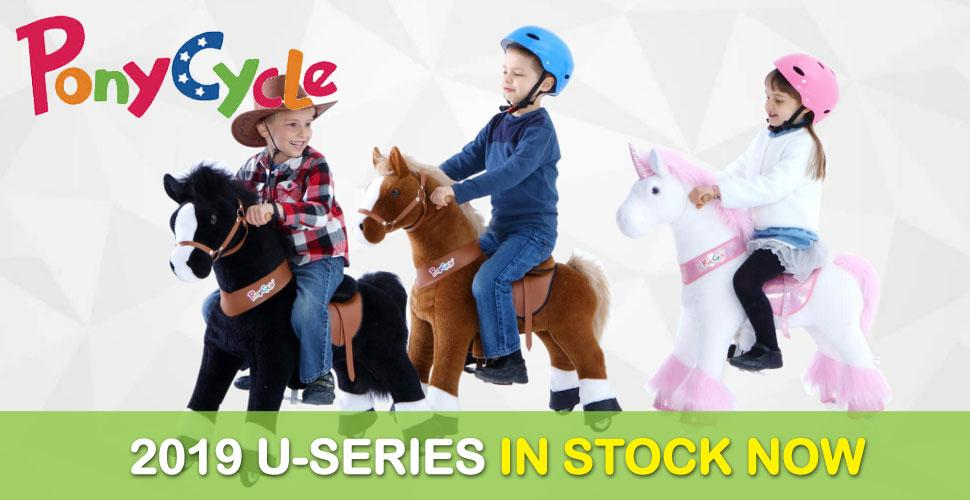 Shop PonyCycles from 3-7 Years Olds