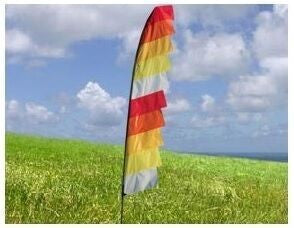 Festival Feather Flags - HOT Flags - United Flags And Flagstaffs