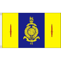 41 Commando Royal Marines Flag - British Military Flags - United Flags And Flagstaffs
