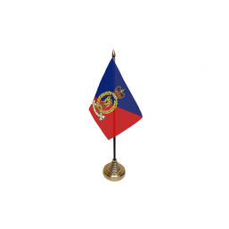 Adjutant General Corps - Military Table Flag Flags - United Flags And Flagstaffs