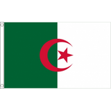 Algeria National Flag - Budget 5 x 3 feet Flags - United Flags And Flagstaffs