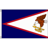 American Samoa National Flag - Budget 5 x 3 feet Flags - United Flags And Flagstaffs