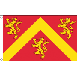 Anglesey - British Counties & Regional Flags Flags - United Flags And Flagstaffs