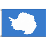 Antarctica - World Organisation Flags Flags - United Flags And Flagstaffs