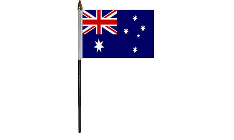Australia Table Flag Flags - United Flags And Flagstaffs