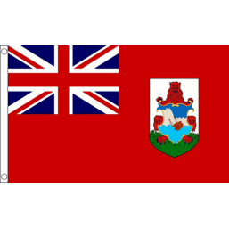 Bermuda National Flag - Budget 5 x 3 feet Flags - United Flags And Flagstaffs