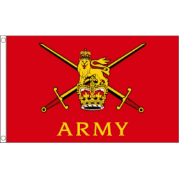 British Army Flag - British Military & Remembrance Flags - United Flags And Flagstaffs