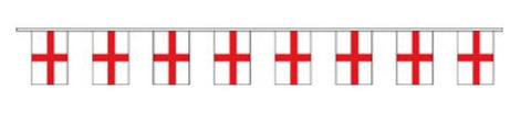 Economy Fabric Bunting - England  - United Flags And Flagstaffs