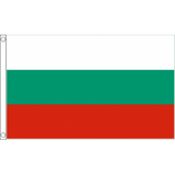 Bulgaria National Flag - Budget 5 x 3 feet Flags - United Flags And Flagstaffs