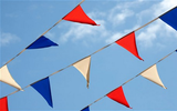 Custom Printed Bunting (6m Lengths) Flags - United Flags And Flagstaffs