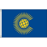 Commonwealth - World Organisation Flags
