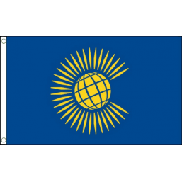 Commonwealth - World Organisation Flags Flags - United Flags And Flagstaffs