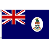 Cayman Islands National Flag - Budget 5 x 3 feet Flags - United Flags And Flagstaffs