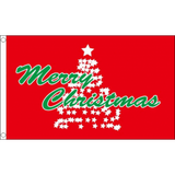 Christmas Flag - Christmas Tree Flags - United Flags And Flagstaffs