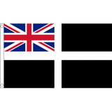 Cornwall Ensign Flag - British Military Flags - United Flags And Flagstaffs