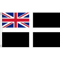 Cornwall Ensign Flag - British Military