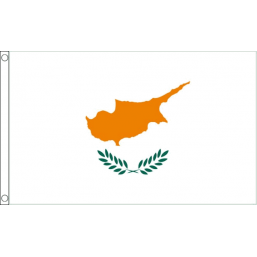 Cyprus National Flag - Budget 5 x 3 feet Flags - United Flags And Flagstaffs