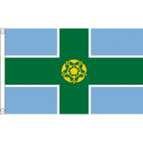 Derbyshire - British Counties & Regional Flags