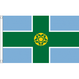 Derbyshire - British Counties & Regional Flags Flags - United Flags And Flagstaffs